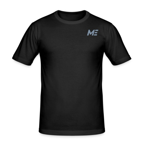 me - Männer Slim Fit T-Shirt