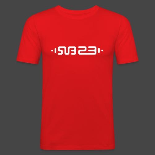 SUBCULTURE 23 - Maglietta aderente da uomo