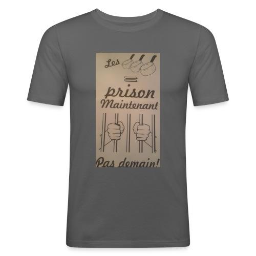 20170323 184455 - T-shirt près du corps Homme