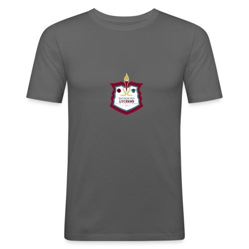 Logo MDL Lycée Louis Armand - T-shirt près du corps Homme