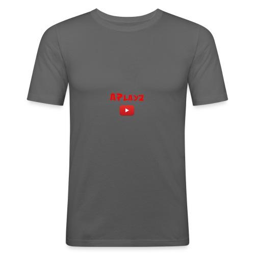 APlayz Design Set 01 - Men's Slim Fit T-Shirt