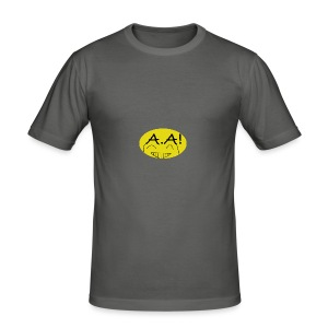 A.A! - Männer Slim Fit T-Shirt