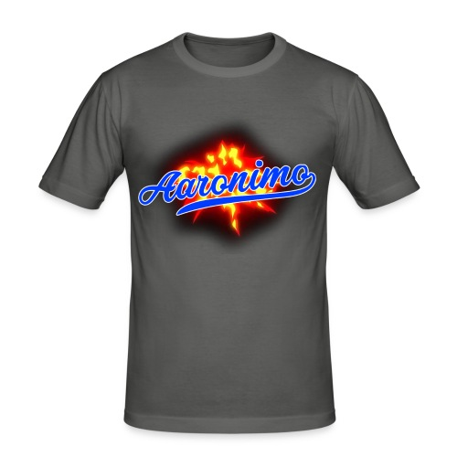 Aaronimo ontmoette explosie! - slim fit T-shirt