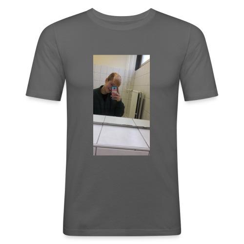 20170123 090610 - Männer Slim Fit T-Shirt