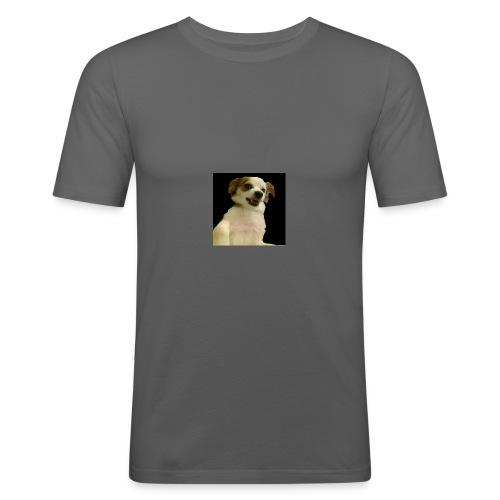Ich bin nicht aggresiv - Männer Slim Fit T-Shirt