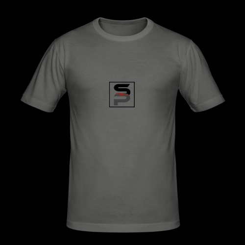 Synergy Products Logo - Men's Slim Fit T-Shirt
