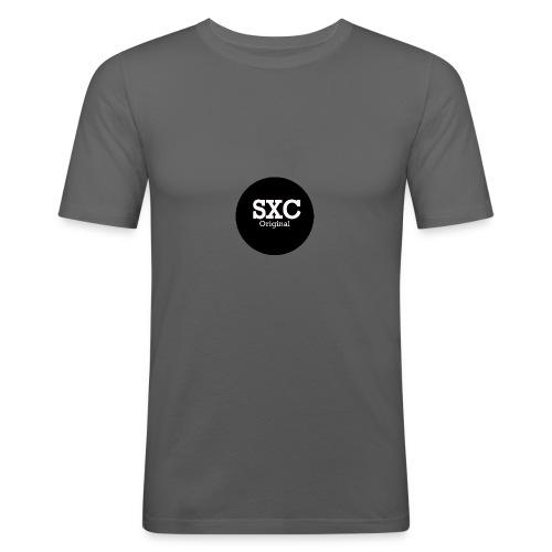 Plain SXC Original - Men's Slim Fit T-Shirt