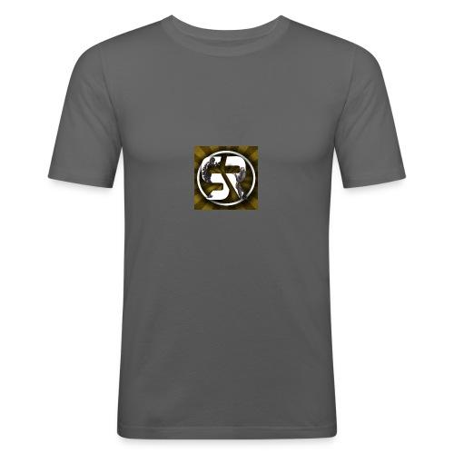 SHADE ROYAL MERCH - Men's Slim Fit T-Shirt