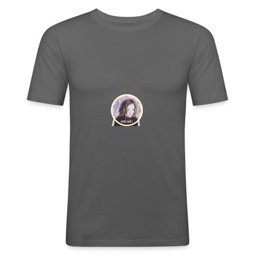 Instagram profile picture 💛 - Men's Slim Fit T-Shirt