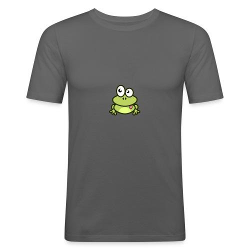 epic frog - Men's Slim Fit T-Shirt