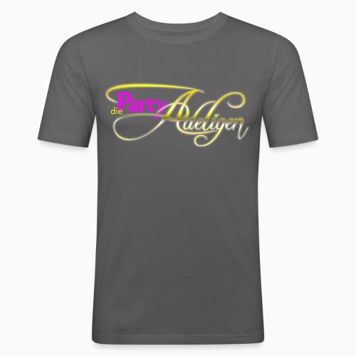 Die PartyAdeligen - Männer Slim Fit T-Shirt