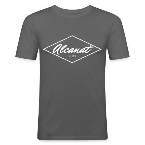 Alcanat est. 2015 - Männer Slim Fit T-Shirt