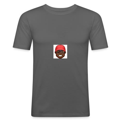 Mixed fiction - Men's Slim Fit T-Shirt