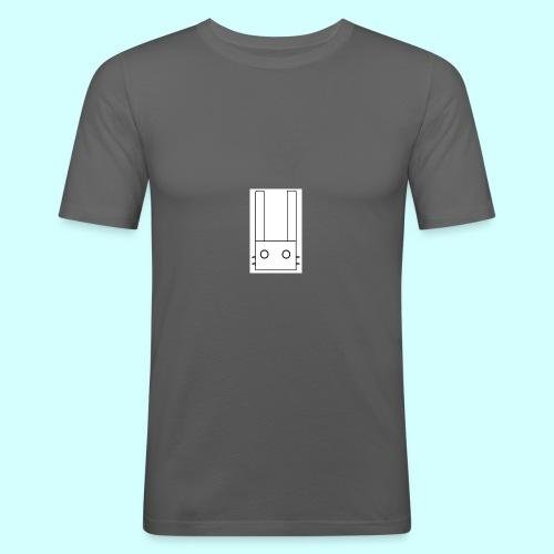 Logo Lyokus - T-shirt près du corps Homme