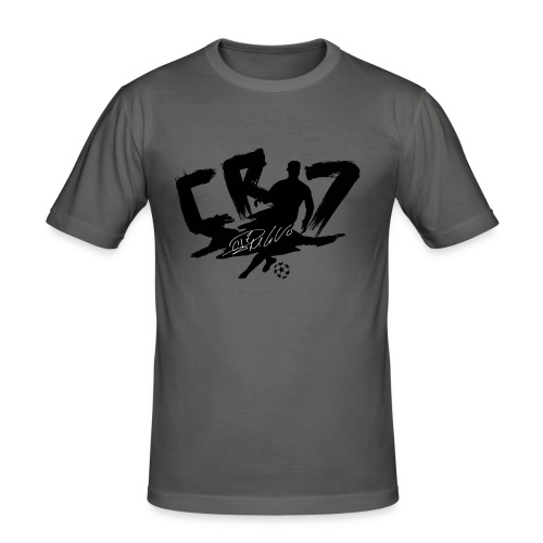 CR7 - Men's Slim Fit T-Shirt