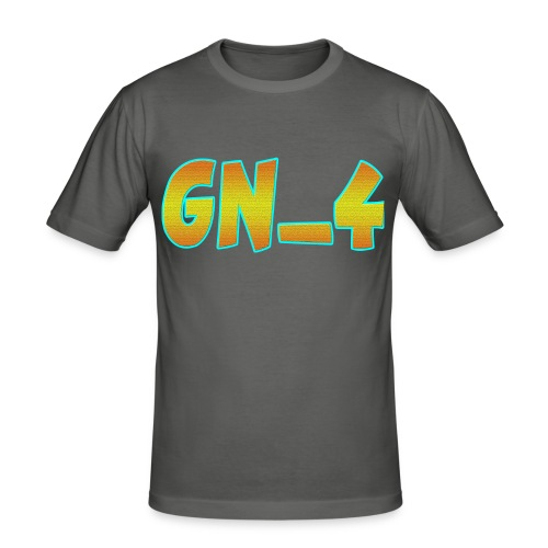 GamingNerd_4 Die YouTuber - Männer Slim Fit T-Shirt
