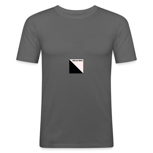 Street-War - Men's Slim Fit T-Shirt