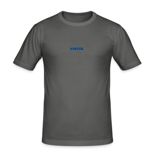 testar - Slim Fit T-shirt herr