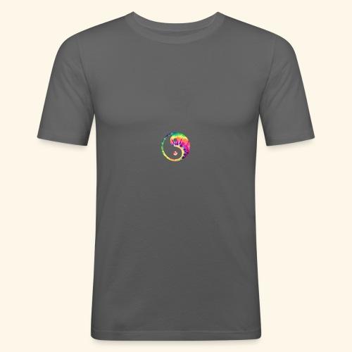 Distant - Men's Slim Fit T-Shirt