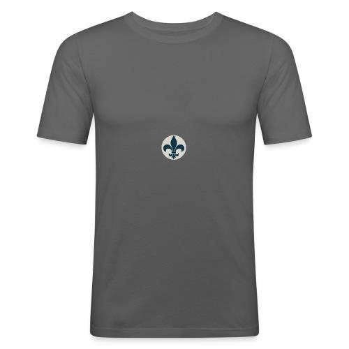 BLASON PLF - T-shirt près du corps Homme