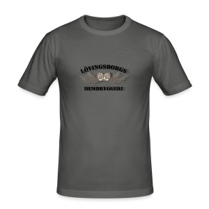 Yrkeskläder - Slim Fit T-shirt herr