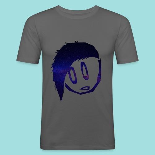BengelB Logo - Männer Slim Fit T-Shirt