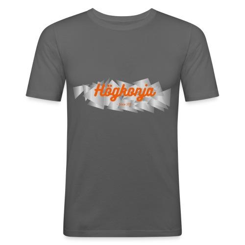 Högkonja Logga - Slim Fit T-shirt herr