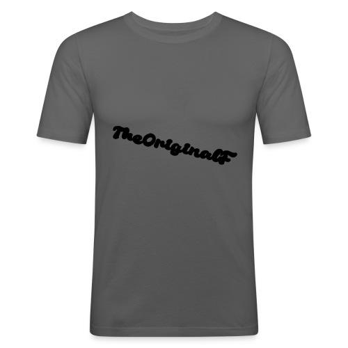 TheOriginalF - Männer Slim Fit T-Shirt