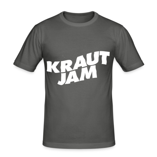 Original KrautJam'16 - Männer Slim Fit T-Shirt