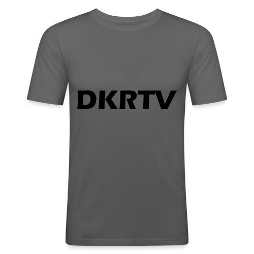 DKRTV - Männer Slim Fit T-Shirt
