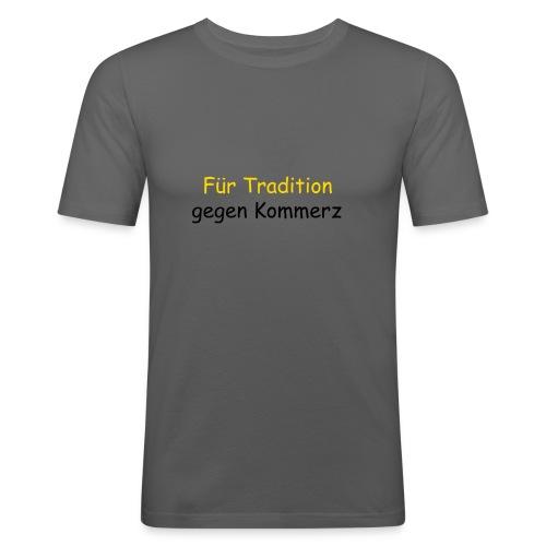 tradition - Männer Slim Fit T-Shirt