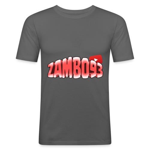 ZAMBO93OFFICIAL - Maglietta aderente da uomo