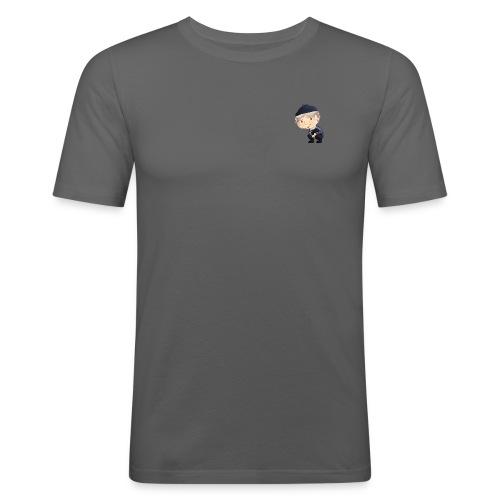 GamenMetSmaak - Men's Slim Fit T-Shirt