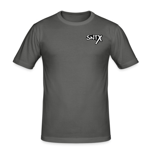 SNTX - Männer Slim Fit T-Shirt