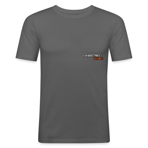 Lohnbetribe Henke - Männer Slim Fit T-Shirt