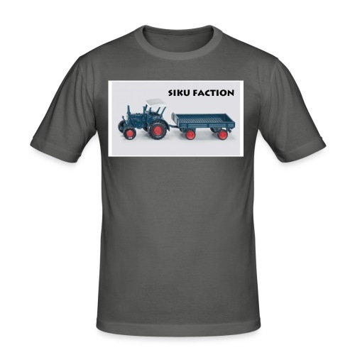 SikuFactionCap - Männer Slim Fit T-Shirt