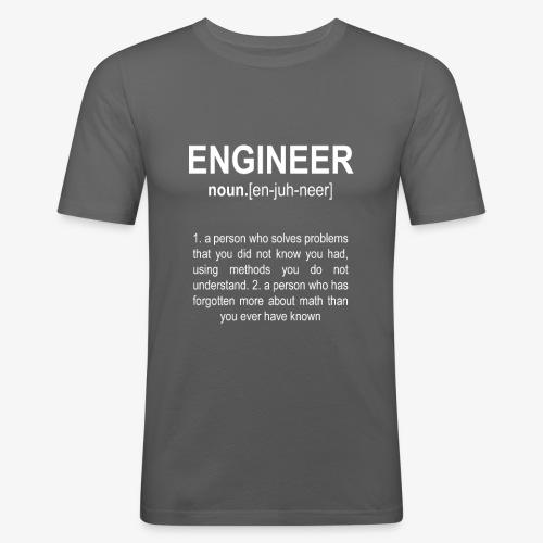 Engineer Def. 2 - T-shirt près du corps Homme