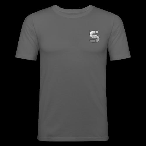Grey 2017 Sayzor Merch! - Men's Slim Fit T-Shirt