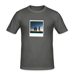 POLAROID 2 - Men's Slim Fit T-Shirt