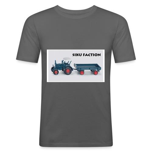 SikuFactionCap - Männer Slim Fit T-Shirt