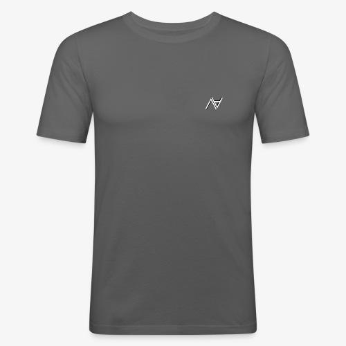 Nasex - Camiseta ajustada hombre