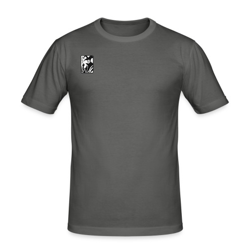 black joker - slim fit T-shirt