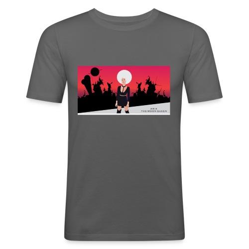 Aria The Moon Queen - T-shirt près du corps Homme