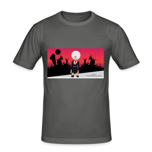 Aria The Moon Queen - T-shirt près du corps Homme