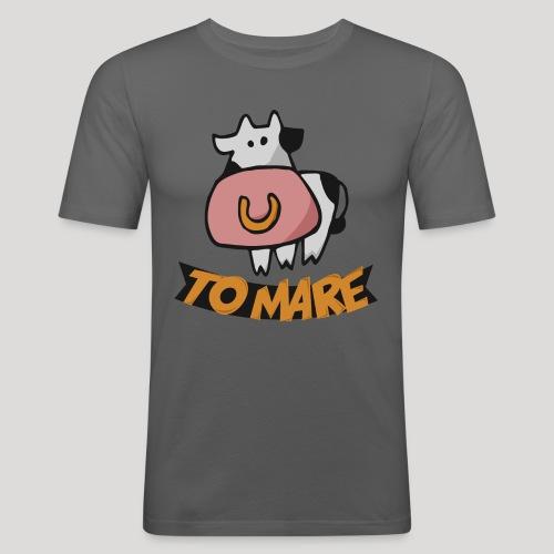 TO MARE - Maglietta aderente da uomo