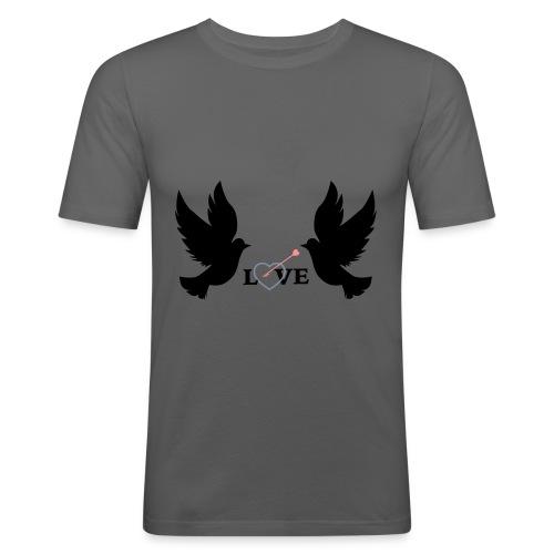 gola--bki - Obcisła koszulka męska
