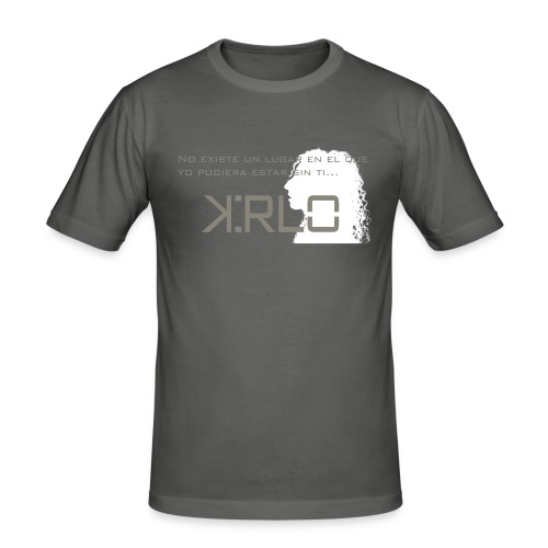 Camisetas Kirlo Sin Ti - Camiseta ajustada hombre
