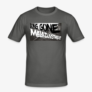 Maladjustment long gone - Männer Slim Fit T-Shirt