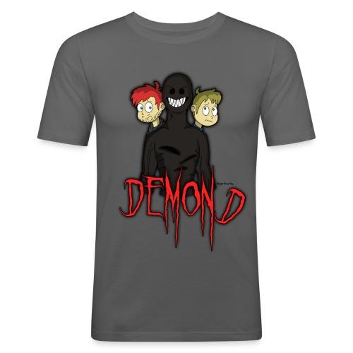 'DEMOND' Tshirt (Colesy Gaming - YouTuber) - Men's Slim Fit T-Shirt