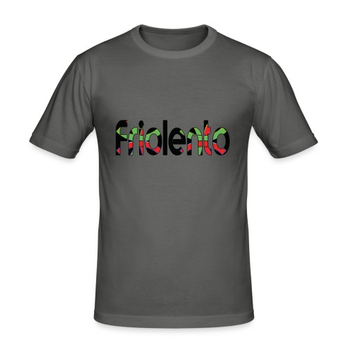 friolento - Slim Fit T-shirt herr